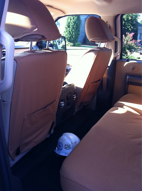Carhartt Seat Covers  Page 2  Ford F150 Forum