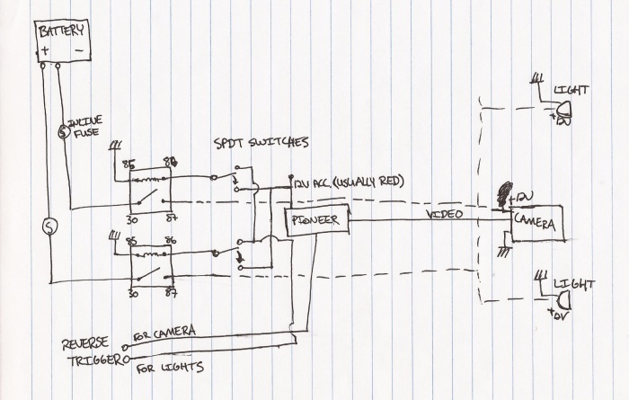 rigid lights wiring diagram akumal us