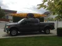 Thule roof rack install problems - Page 2 - Ford F150 ...