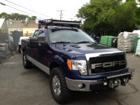 Thule roof rack install problems - Page 3 - Ford F150 ...