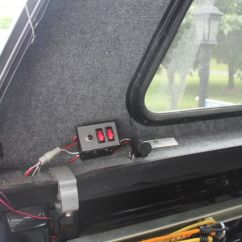 Wiring Diagram 7 Pin Trailer Light Plug 1000 Watt Hps A Truck Cap 3rd Brake And Dome - Ford F150 Forum Community Of Fans