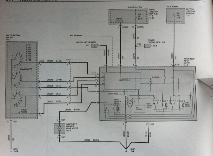Ford F150 Fuse Box Diagram 2005 Ford F 150 Starter Wiring Diagram