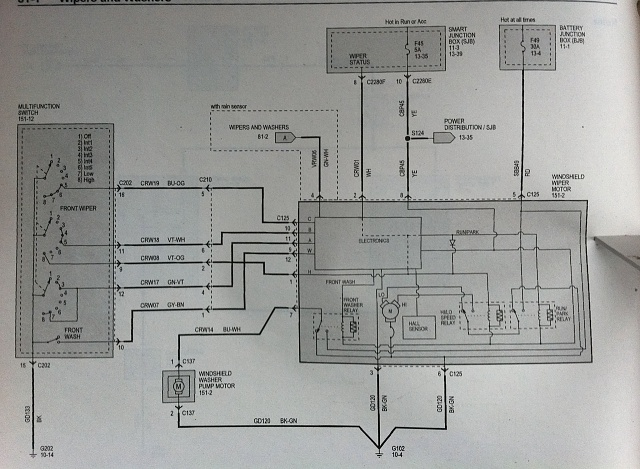 2008 F350 4x4 Wiring Diagram