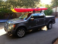 Looking for a Kayak rack for the truck - Ford F150 Forum ...