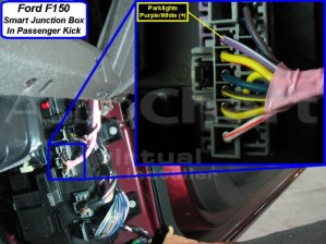 2010 remote starter wiring info and pics to match  Ford F150 Forum  Community of Ford Truck Fans