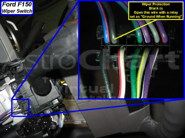 2011 Ford F150 Wiring Diagram For Alarm Or Remote Starter Ford Share