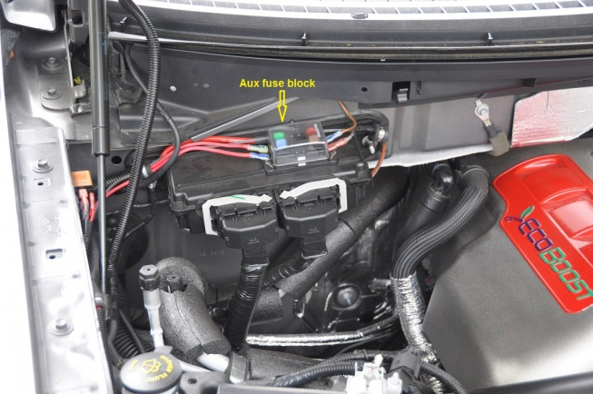 piaa horn wiring 4 pin switch diagram off road light install - ford f150 forum community of truck fans