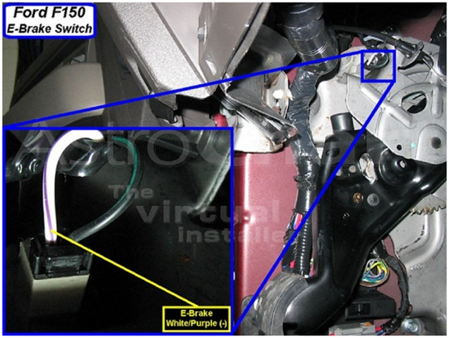 Ford F 150 Trailer Wiring Diagram View Diagram