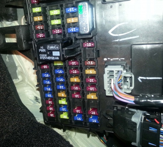 2015 F250 Super Duty Upfitter Wiring Diagram Pulled Out Coin Holder Page 23 Ford F150 Forum