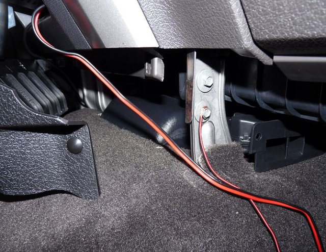 Ford F 150 Radio Wire Diagram How I Installed My Pa Personal Amplifier System In My