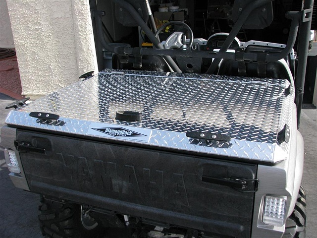 Diamondback Bed Cover Thoughts Ford F150 Forum
