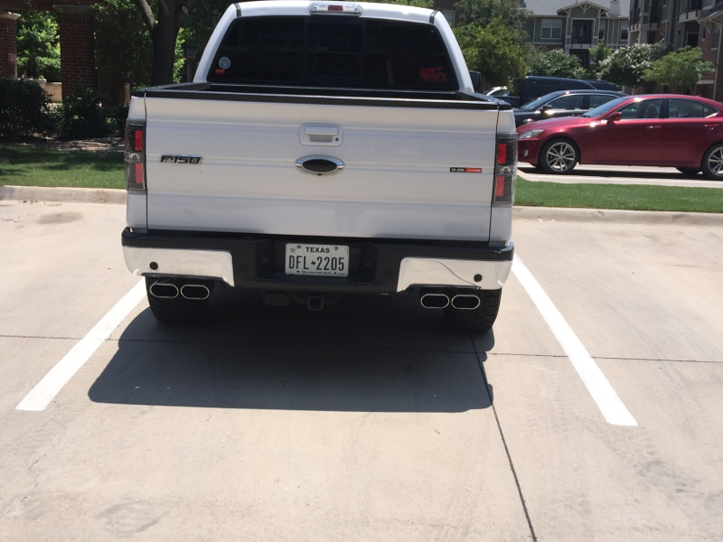 exhaust tips ford f150 forum