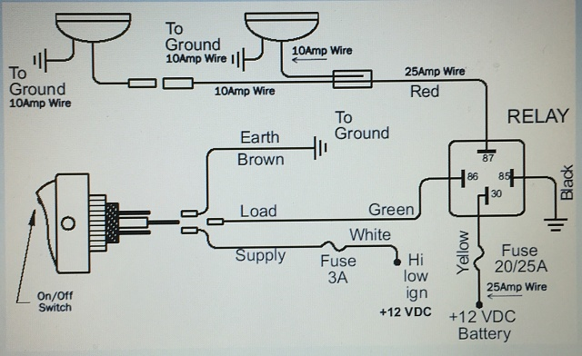 150 Fuse Box Diagram Moreover Ford Starter Solenoid Wiring Diagram