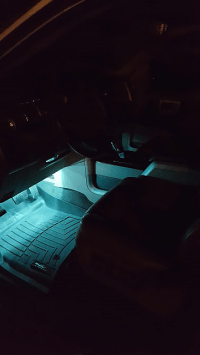 DIY Ambient Lighting - Ford F150 Forum - Community of Ford ...