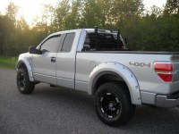 Headache rack on 2011 F150 - Ford F150 Forum - Community ...