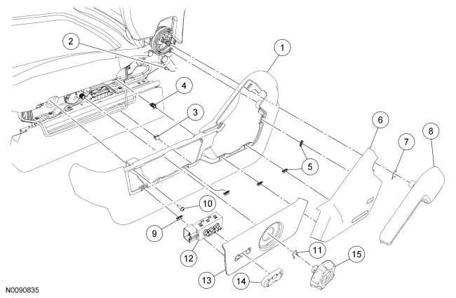 2000 Ford Expedition 4 6 Fuse Box Diagram
