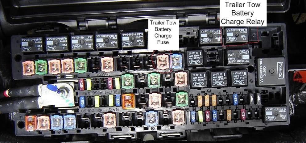 Wiring Diagram Rv 7 Pin Trailer Plug Wiring Diagram 1978 Ford F 150