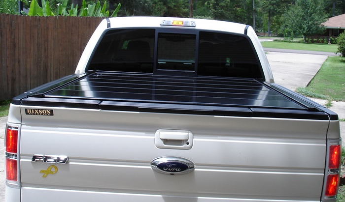 Just Installed My Peragon Folding Tonneau Cover Page 12