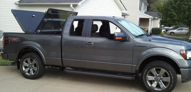 Anybody Have A Diamondback Bed Cover Ford F150 Forum