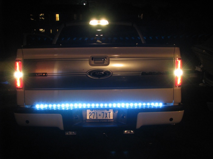 2015 Dodge Ram Trailer Wiring Recon Led Tailgate Strip Installation Notes Ford F150