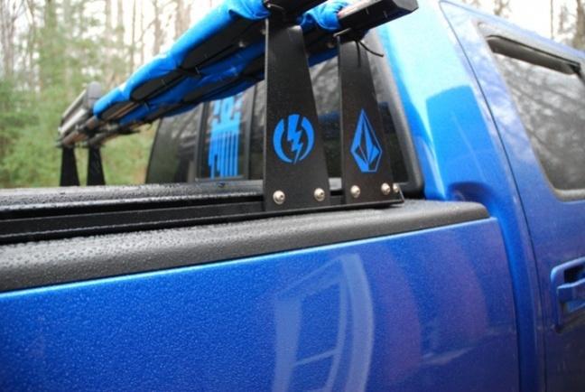 Ladder Racks With A Tonneau Cover Ideas Ford F150