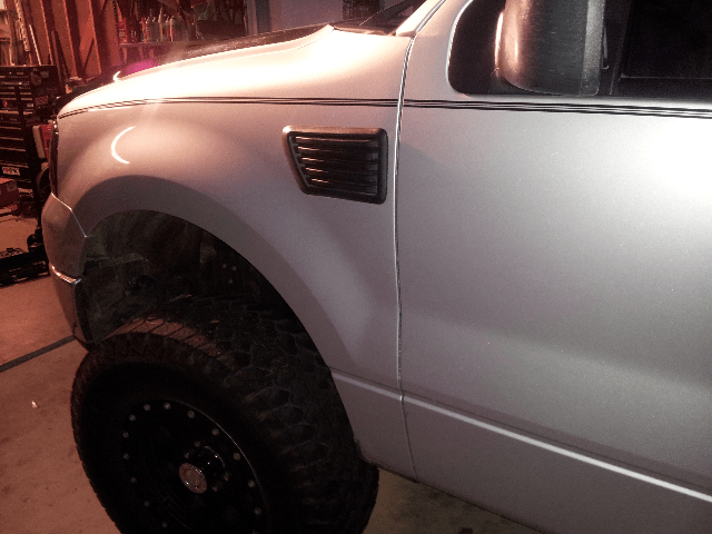 Fender Vents Page 3 Ford F150 Forum Community Of