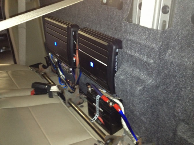 sub and amp wiring diagram bell system 801 door entry telephone location - ford f150 forum community of truck fans