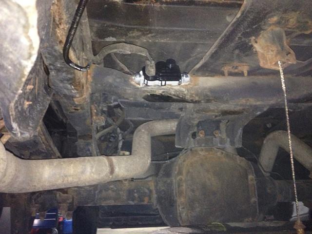 Ford F 150 Fuel Pump Driver Module