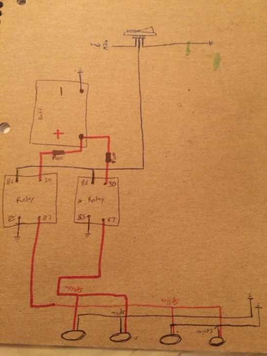 Off Road Switch Wiring Diagram