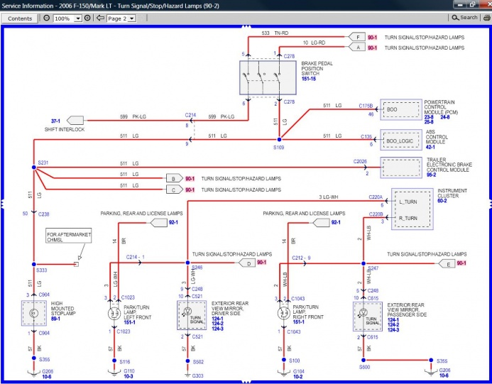 Wiring Diagram For 2006 F150 – Readingrat Net