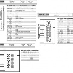 Kenwood 16 Pin Wiring Harness Diagram Nissan Patrol Stereo Looking Or Radio/can Bus Pinout - Ford F150 Forum Community Of Truck Fans
