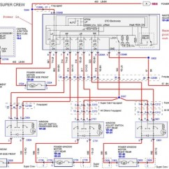 2006 Mazda 6 Bose Radio Wiring Diagram 7 Flat Trailer Plug Window Malfunction - Ford F150 Forum Community Of Truck Fans