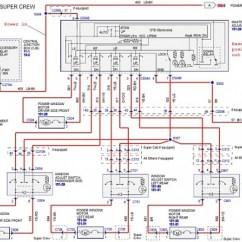 2007 Ford F150 Trailer Plug Wiring Diagram 5 7 Liter Chevy Engine Window Malfunction - Forum Community Of Truck Fans