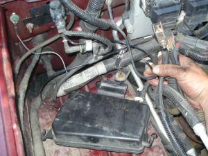 IWE vacuum line help(PICS!) 4X4 problems  Ford F150
