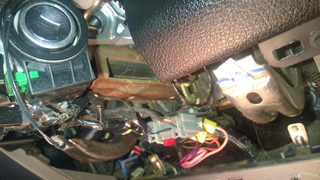 1998 Ford F 150 Steering Column Wiring Diagram Remote Starter