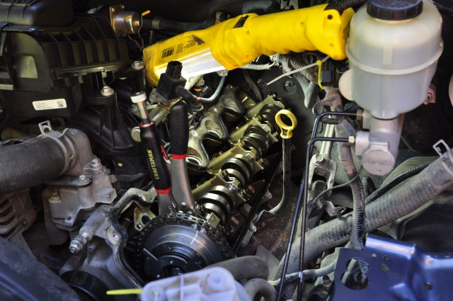 Ford 5 4 Triton Engine Diagram Vct Solenoid Replacement 3 Valve Ford
