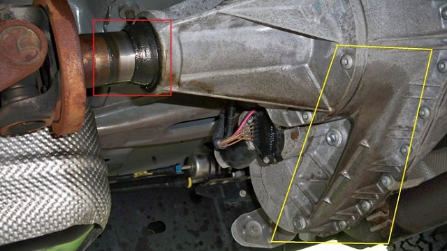 Transfer Case Electrical F150online Forums