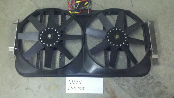 F150 Flex A Lite Electric Fan Kit
