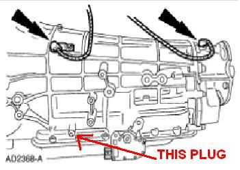 2000 Series Allison Transmission Diagram