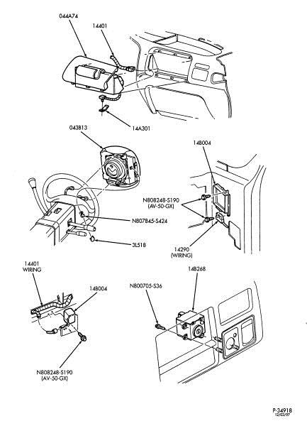 Need a new airbag control module. Part number? Reasonable