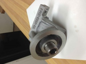 Oil filter adapter pn F75Z6881HA no longer available  Ford F150 Forum  Community of Ford
