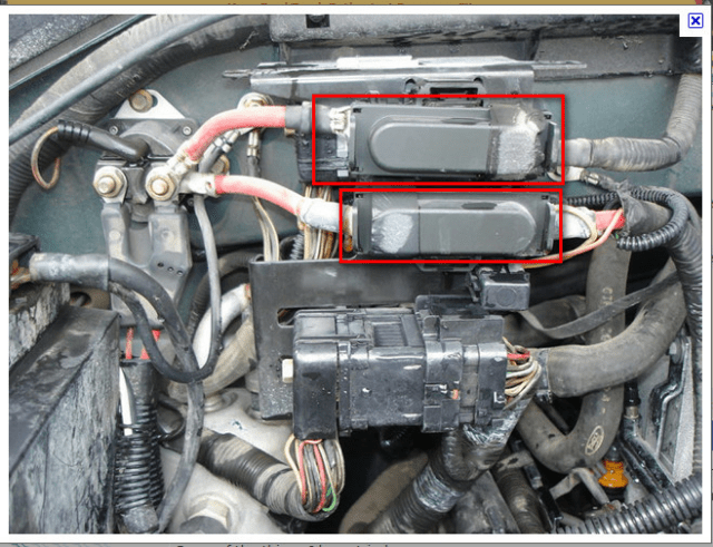 Chevy Fuel Pump Relay Wiring Diagram 1997 Replaced Heater Core Now Won T Start Ford F150 Forum