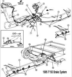 94 ford taurus engine diagram 94 oldsmobile cutlass ciera 2000 ford f 150 brake system diagram 2001 ford f150 rear brake line diagram [ 917 x 1024 Pixel ]