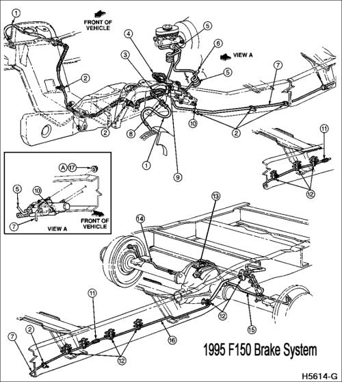 small resolution of 94 ford taurus engine diagram 94 oldsmobile cutlass ciera 2000 ford f 150 brake system diagram 2001 ford f150 rear brake line diagram