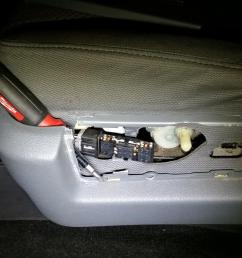 a fix for power seat not going forward backward power  [ 3401 x 2540 Pixel ]