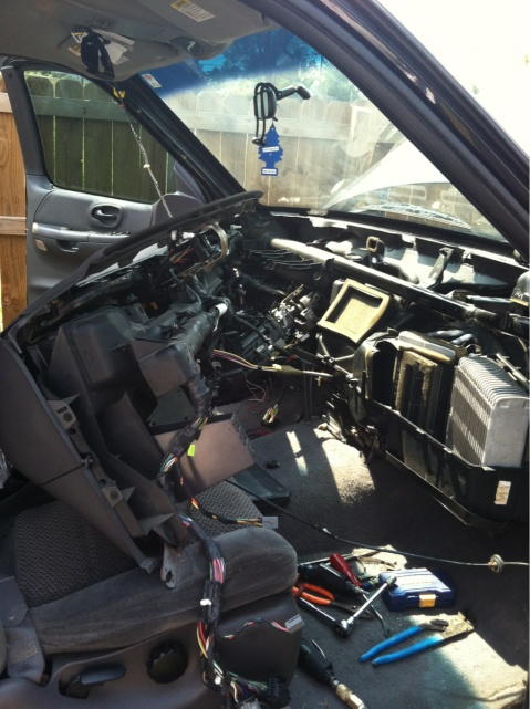 Ford Tahoe Diagram Heater Core Replacement S Ford F150 Forum Community