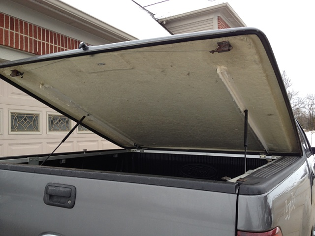 For Sale Astro Hard Top Tonneau Cover Supercrew Ford