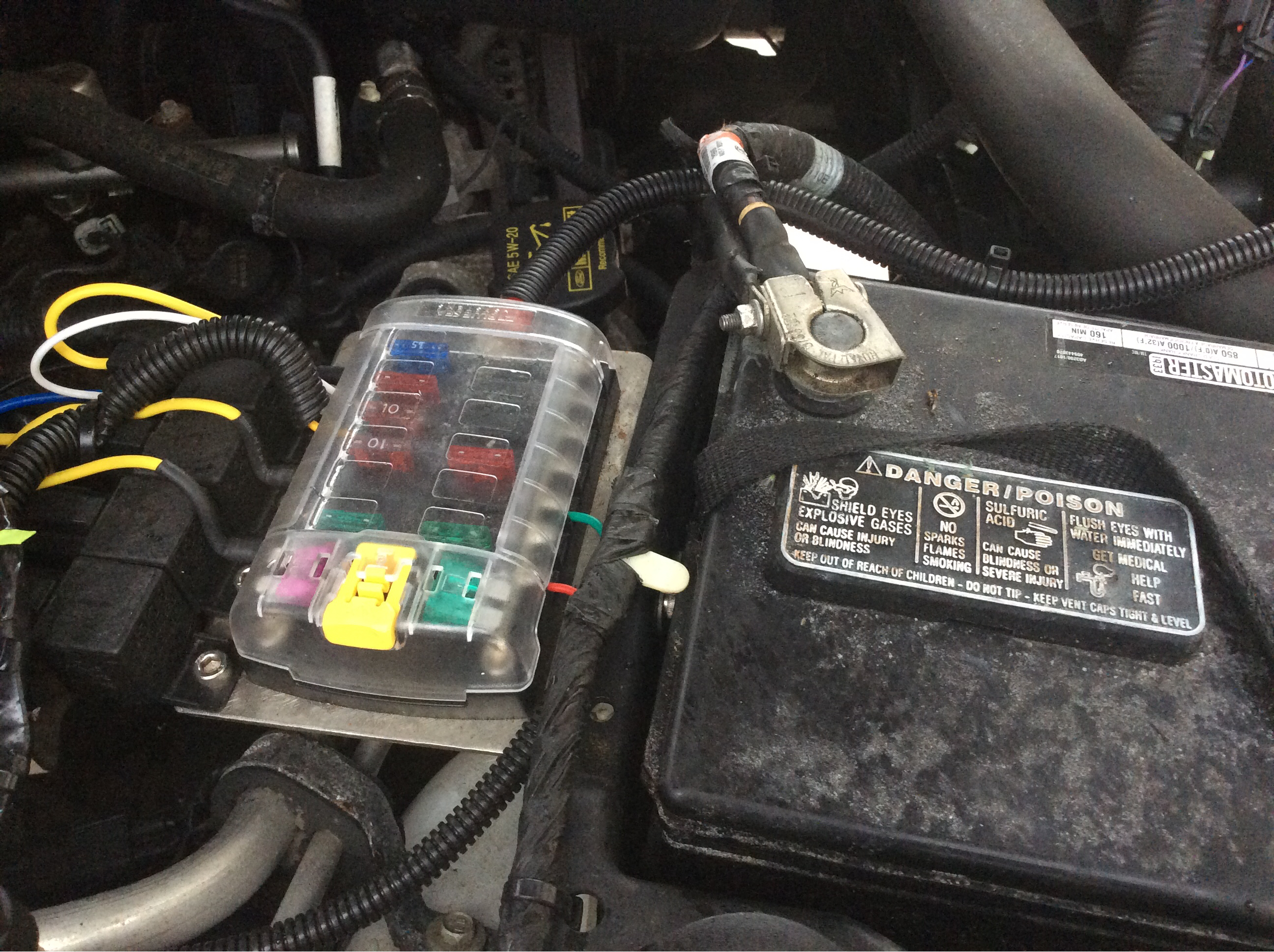2015 F250 Super Duty Upfitter Wiring Diagram Aux Upfitter Switches And More Ford F150 Forum
