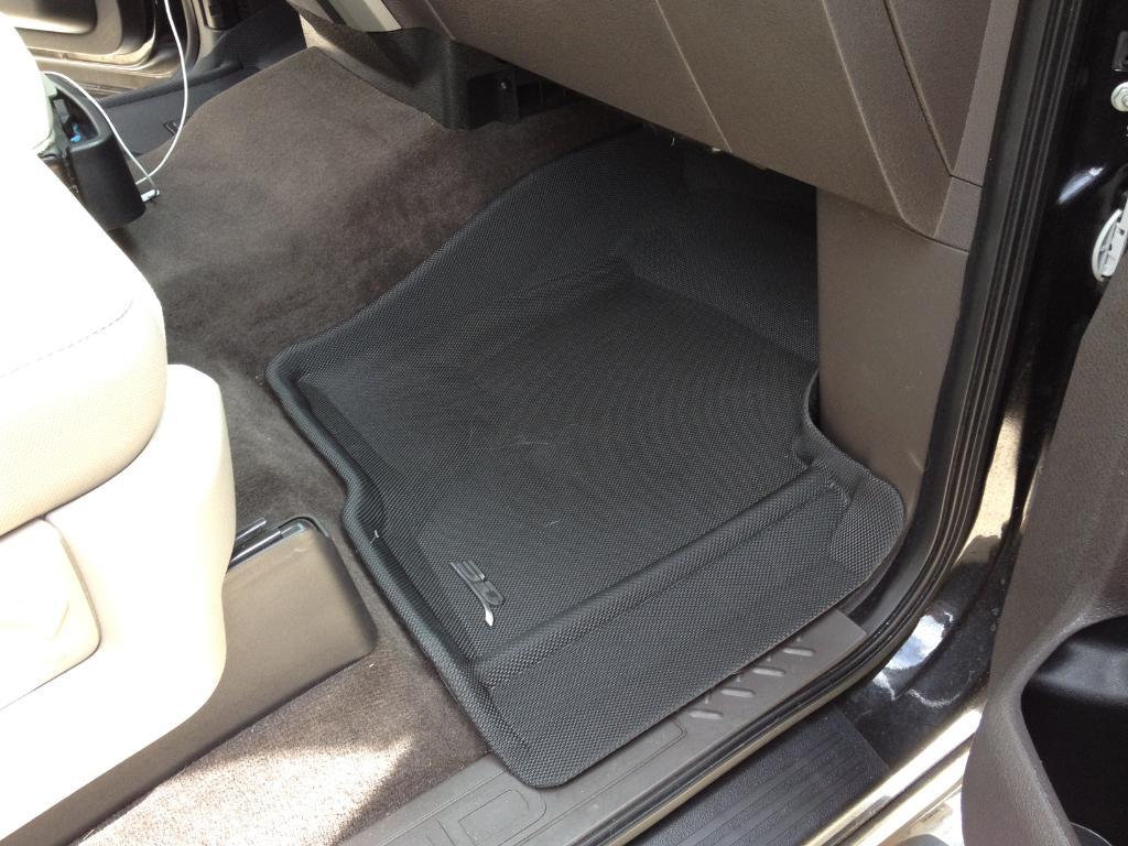 2010 SCREW 3d maxpider floor mats REVIEW  Ford F150