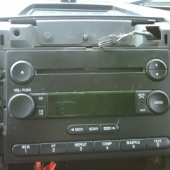 2006 Ford F150 Wiring Diagram 2002 Expedition Stereo How To Remove Factory Radio For Indash Navigation On 2004 & Up F150's - Forum ...